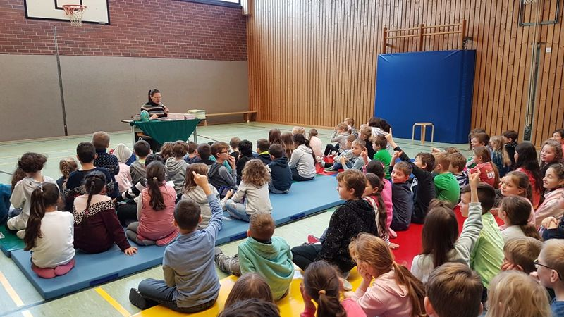 Gerhardinger Schule Schwandorf